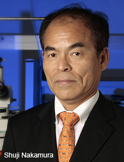 Shuji Nakamura, Nobel laureate and co-director, UCSB Solid State Lighting & Energy Electronics Center
