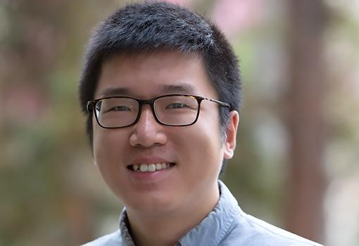 Mechanical engineering assistant professor Bolin Liao.