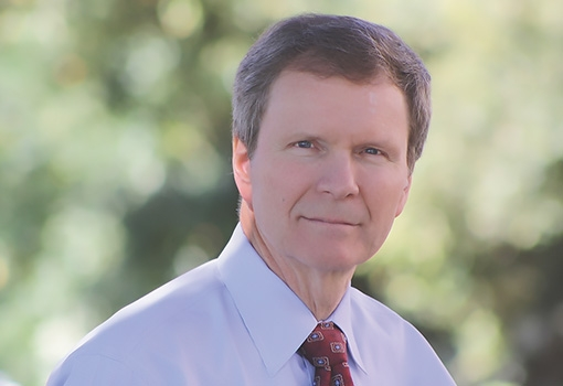 Dean Rod Alferness, UC Santa Barbara College of Engineering