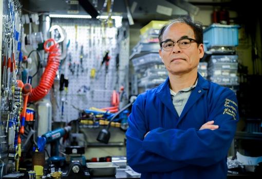 Professor Shuji Nakamura