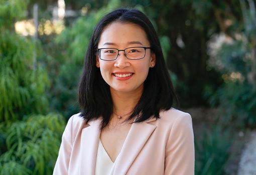 Yangying Zhu, assistant professor of mechanical engineering