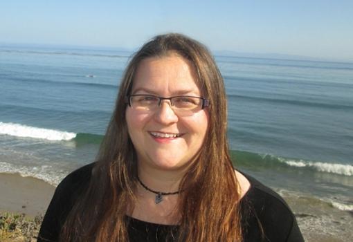 Mechanical engineering professor Megan Valentine