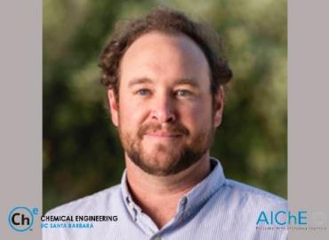 Phillip Christopher, associate professor of chemical engineering