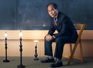 UCSB professor and Nobel Laureate Shuji Nakamura. Photograph by Matt Perko