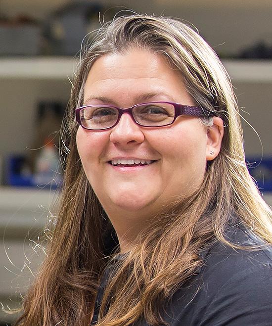 Associate Professor Megan Valentine