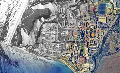 UCSB Through Time