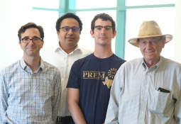 UCSB Materials research team