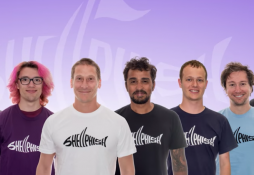 Photo of team Shellphish
