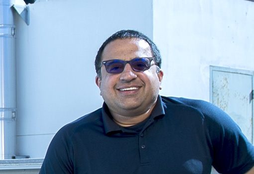 Professor Ram Seshadri