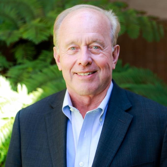 Portrait of Larry Coldren