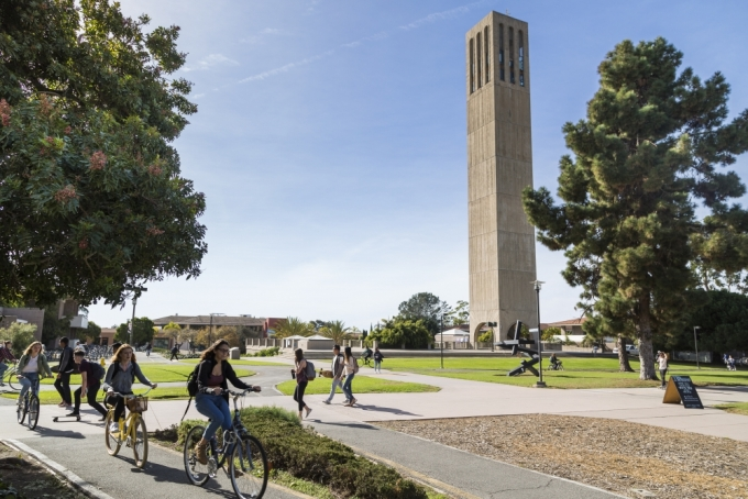 Storke Tower at UCSB